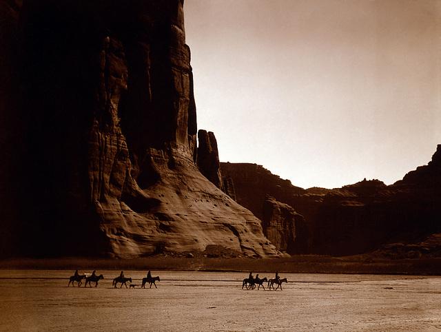 Canyon de Chelly, Navajo - Arizona