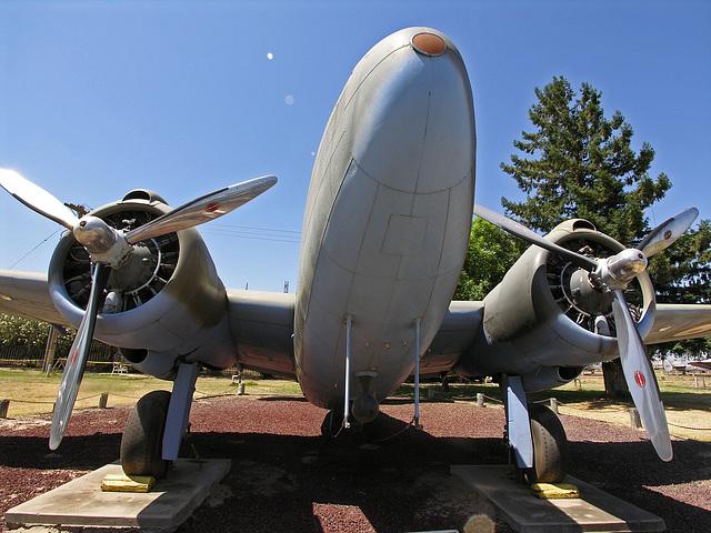 Lockheed C-56 Lodestar (8376)