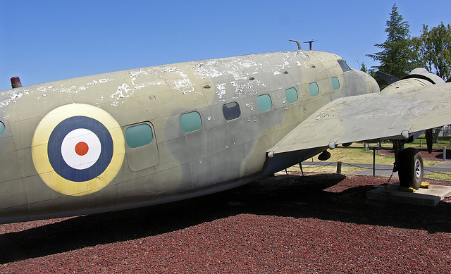 Lockheed C-56 Lodestar (8378)