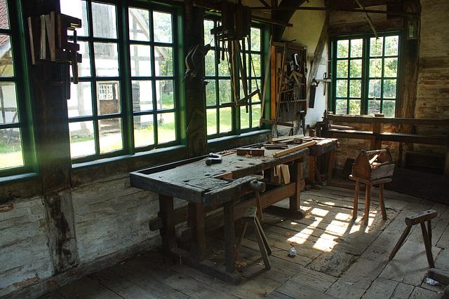 Zimmerei Lürding / Carpentry Lürding
