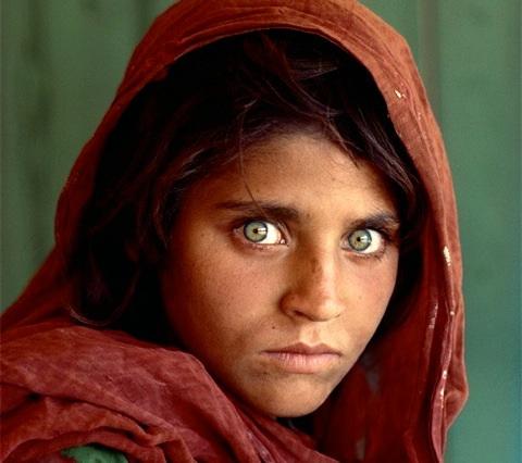 Sharbat Gula, Afghanistan