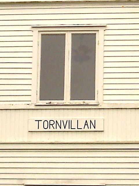 Maison Tornvillan / Tornvillan house   Båstad / Suède - Sweden. Octobre 2008