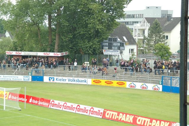 Relegatiosspiel Kiel II- St. Pauli II01