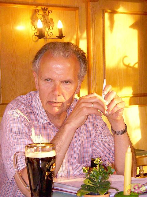 2003-04-25 .01 Eo IFEF-preparo, Artushof, Heinz