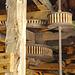 Kraftübertragung - Detail eines Göpel