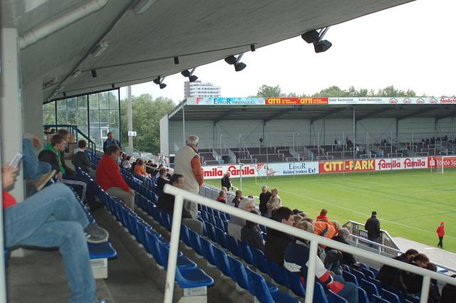 Relegatiosspiel Kiel II- St. Pauli II05