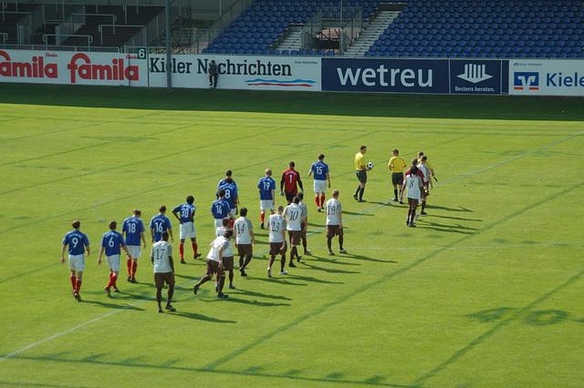 Relegatiosspiel Kiel II- St. Pauli II07