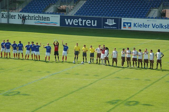 Relegatiosspiel Kiel II- St. Pauli II08