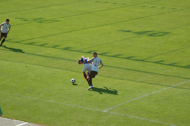 Relegatiosspiel Kiel II- St. Pauli II13