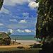 Khao Phing Kan at Koh Tapu called James Bond island 1987