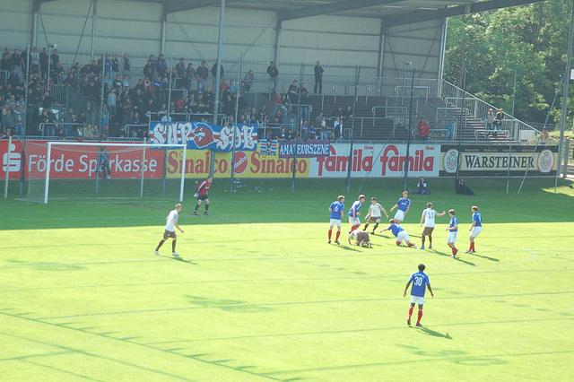 Relegatiosspiel Kiel II- St. Pauli II16