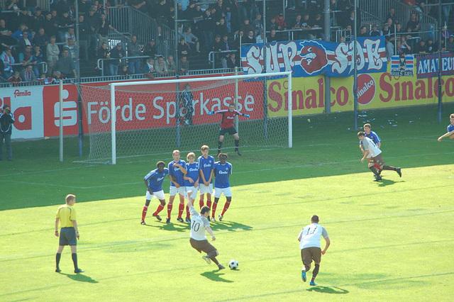 Relegatiosspiel Kiel II- St. Pauli II18