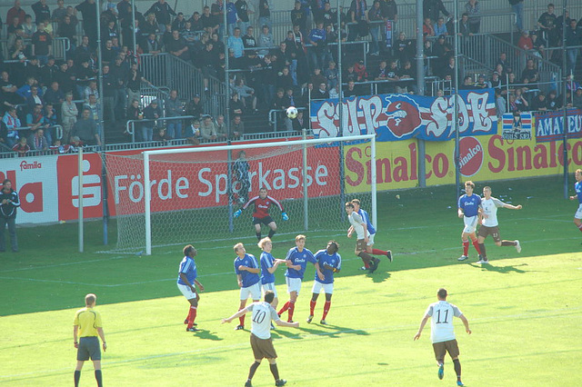 Relegatiosspiel Kiel II- St. Pauli II19