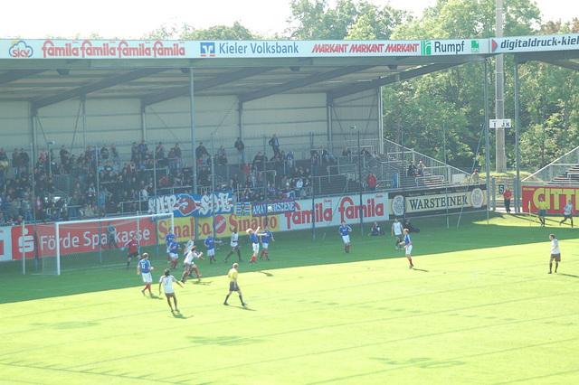 Relegatiosspiel Kiel II- St. Pauli II21