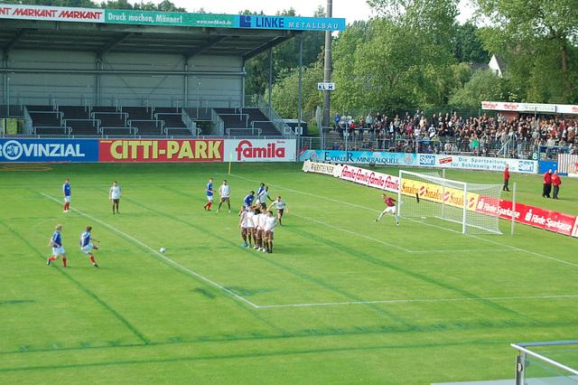 Relegatiosspiel Kiel II- St. Pauli II22