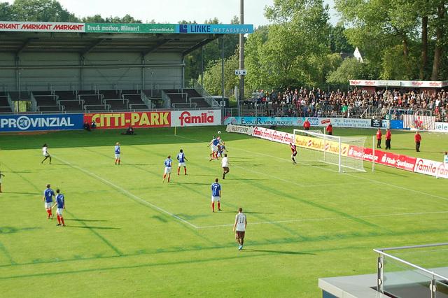 Relegatiosspiel Kiel II- St. Pauli II24