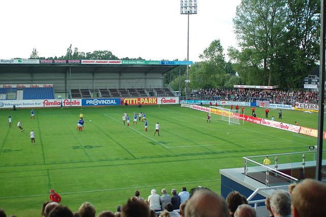 Relegatiosspiel Kiel II- St. Pauli II26