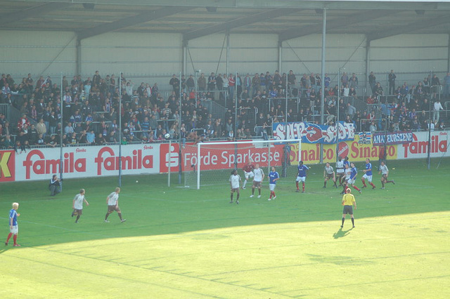 Relegatiosspiel Kiel II- St. Pauli II28