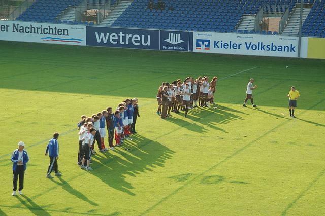 Relegatiosspiel Kiel II- St. Pauli II31