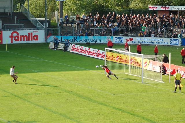 Relegatiosspiel Kiel II- St. Pauli II33