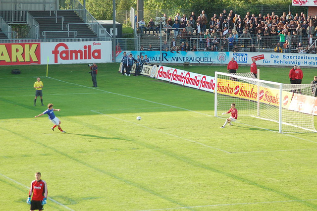 Relegatiosspiel Kiel II- St. Pauli II34