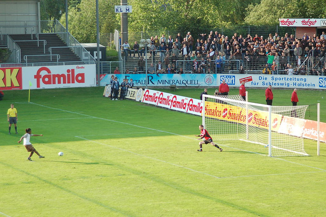 Relegatiosspiel Kiel II- St. Pauli II35