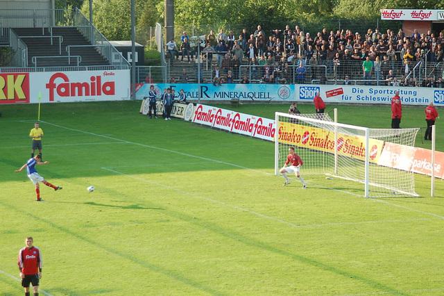 Relegatiosspiel Kiel II- St. Pauli II38