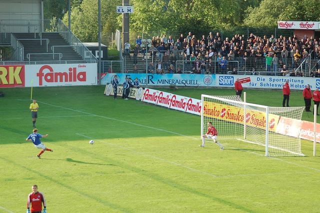 Relegatiosspiel Kiel II- St. Pauli II40