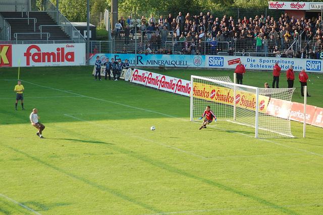 Relegatiosspiel Kiel II- St. Pauli II41