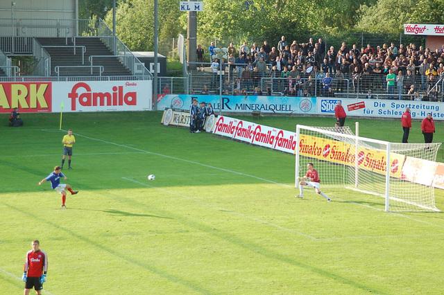 Relegatiosspiel Kiel II- St. Pauli II42