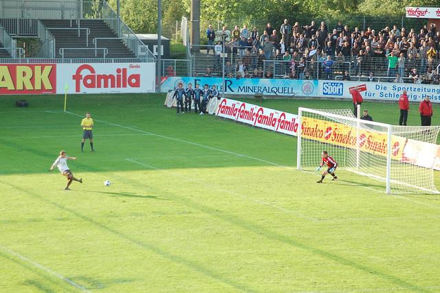 Relegatiosspiel Kiel II- St. Pauli II43