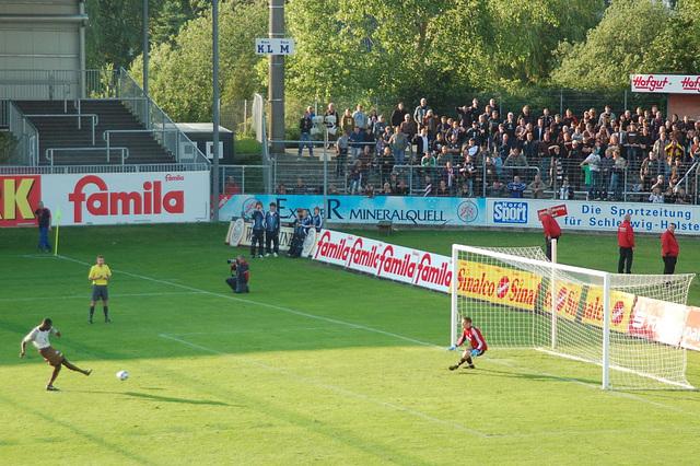 Relegatiosspiel Kiel II- St. Pauli II45