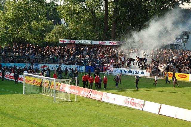 Relegatiosspiel Kiel II- St. Pauli II51