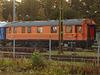 Wagon de train suédois /  Swedish train wagon