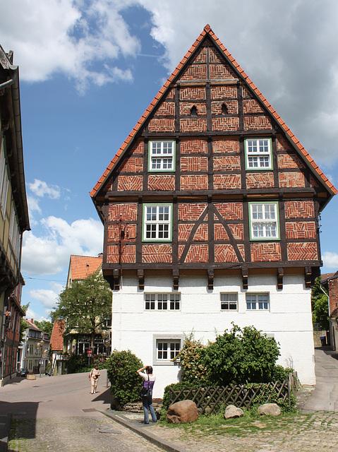 gotisches Fachwerkhaus von 1520