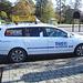 Taxi suédois -  Svea taxiallians / Ängelholm - Suède / Sweden - 23 octobre 2008
