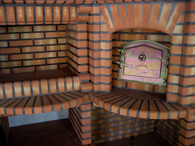A-dos-Ruivos, country house, furnace