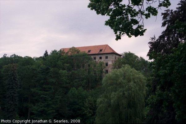Building Near Zamek, Dobris, Bohemia (CZ), 2008