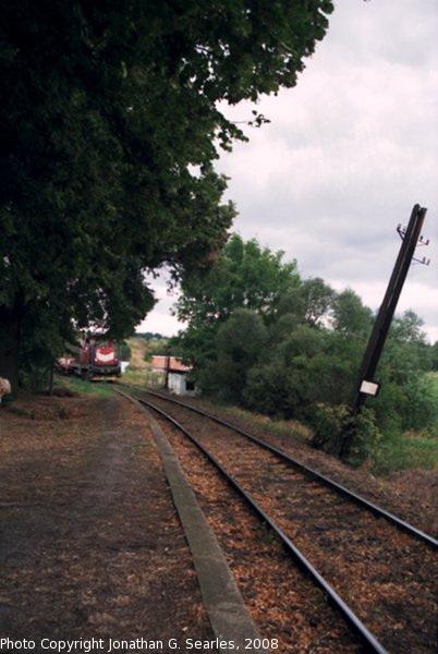 CD #714021-3 Arriving at Stara Hut, Bohemia (CZ), 2008