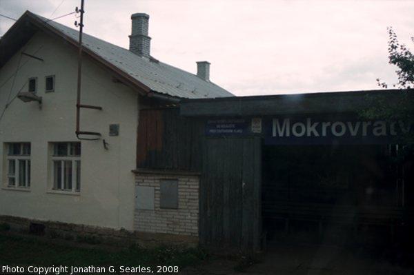 Nadrazi Mokrovraty, Mokrovraty, Bohemia (CZ), 2008