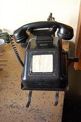 Telefono antaŭdiluvia