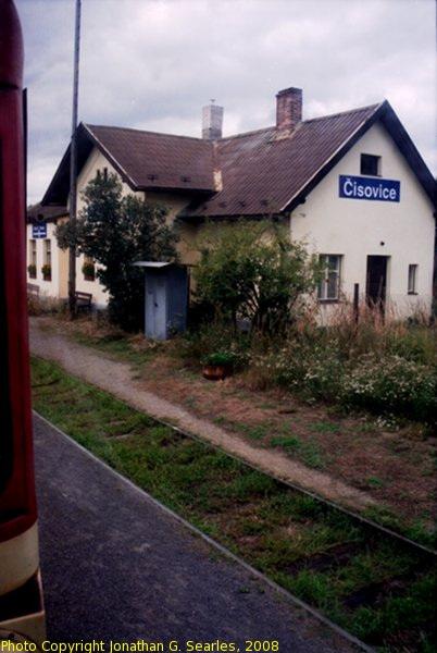 Nadrazi Cisovice, Cisovice, Bohemia (CZ), 2008