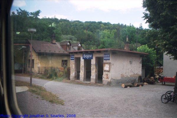Nadrazi Bojov, Bojov, Bohemia (CZ), 2008