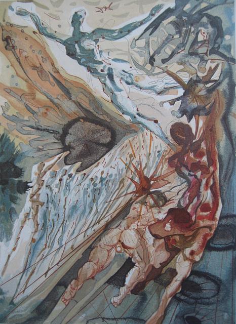 Dante Alighiere, PURGATORIO, Canto XXVI