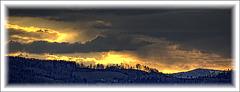 sunset from Graz-Rannach - 2