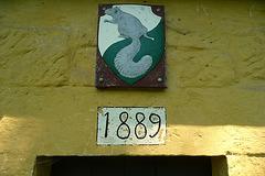 Altes Haus von 1889