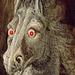 Un cheval au téléphone...