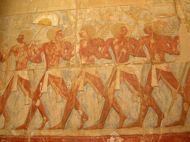 Wandzeichnungen