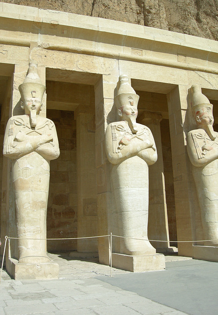 Osirishaltung