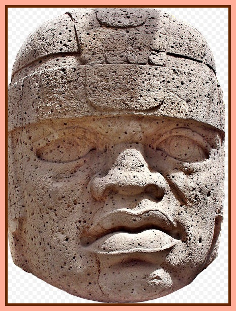 Art Olmec, Mexique